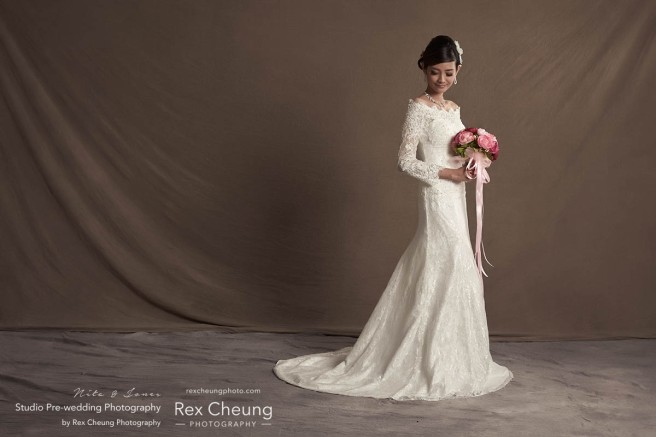 Studio Pre-wedding Photography, Rex Cheung Photography