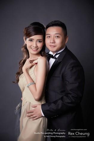 Studio Pre-wedding Photography, Rex Cheung Photography